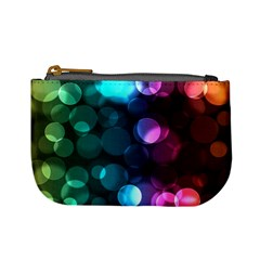 Deep Bubble Art Coin Change Purse
