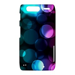 Deep Bubble Art Motorola Droid Razr XT912 Hardshell Case