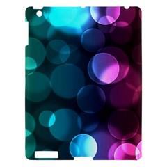 Deep Bubble Art Apple Ipad 3/4 Hardshell Case