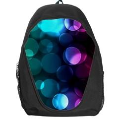 Deep Bubble Art Backpack Bag