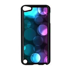 Deep Bubble Art Apple iPod Touch 5 Case (Black)