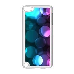 Deep Bubble Art Apple iPod Touch 5 Case (White)
