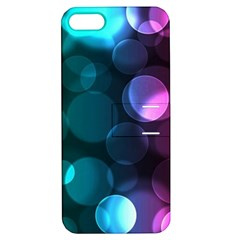 Deep Bubble Art Apple iPhone 5 Hardshell Case with Stand