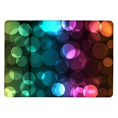Deep Bubble Art Samsung Galaxy Tab 10.1  P7500 Flip Case