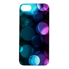 Deep Bubble Art Apple Iphone 5s Hardshell Case