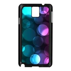 Deep Bubble Art Samsung Galaxy Note 3 Case (Black)