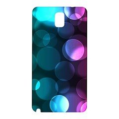Deep Bubble Art Samsung Galaxy Note 3 Hardshell Back Case