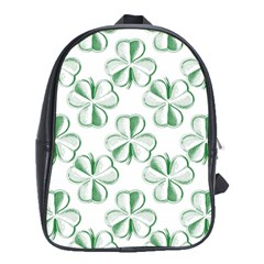 Shamrock School Bag (XL)