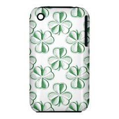 Shamrock Apple iPhone 3G/3GS Hardshell Case (PC+Silicone)