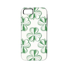 Shamrock Apple iPhone 5 Classic Hardshell Case (PC+Silicone)