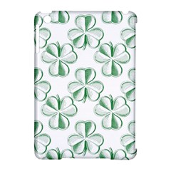 Shamrock Apple iPad Mini Hardshell Case (Compatible with Smart Cover)