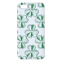 Shamrock iPhone 5S Premium Hardshell Case
