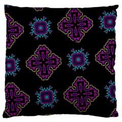 Black Beauty Large Cushion Case (single Sided)