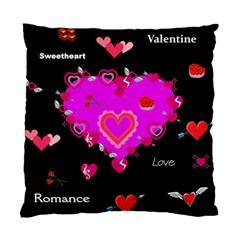 Valentine Cushion Case (single Sided)