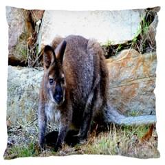 Kangaroo Large Cushion Case (Two Sided)
