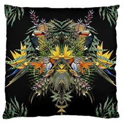 Jungle Fever Large Cushion Case (Two Sided)