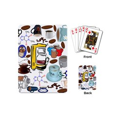 Just Bring Me Coffee Playing Cards (Mini)