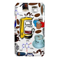 Just Bring Me Coffee Samsung Galaxy S i9008 Hardshell Case