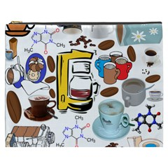 Just Bring Me Coffee Cosmetic Bag (XXXL)
