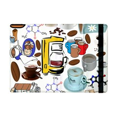 Just Bring Me Coffee Apple Ipad Mini Flip Case