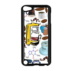 Just Bring Me Coffee Apple iPod Touch 5 Case (Black)