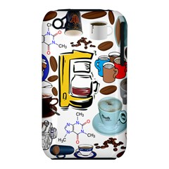 Just Bring Me Coffee Apple iPhone 3G/3GS Hardshell Case (PC+Silicone)