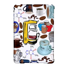 Just Bring Me Coffee Apple iPad Mini Hardshell Case (Compatible with Smart Cover)