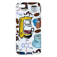 Just Bring Me Coffee iPhone 5 Premium Hardshell Case