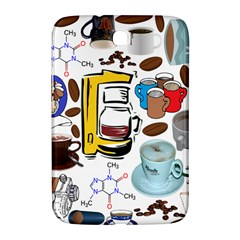 Just Bring Me Coffee Samsung Galaxy Note 8 0 N5100 Hardshell Case