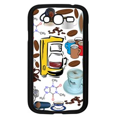 Just Bring Me Coffee Samsung Galaxy Grand DUOS I9082 Case (Black)
