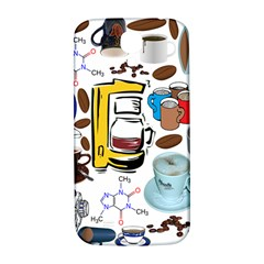 Just Bring Me Coffee Samsung Galaxy S4 I9500/i9505  Hardshell Back Case