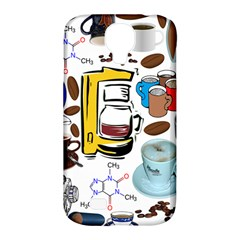 Just Bring Me Coffee Samsung Galaxy S4 Classic Hardshell Case (PC+Silicone)