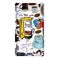 Just Bring Me Coffee Nokia Lumia 720 Hardshell Case