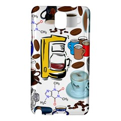 Just Bring Me Coffee Samsung Galaxy Note 3 N9005 Hardshell Case