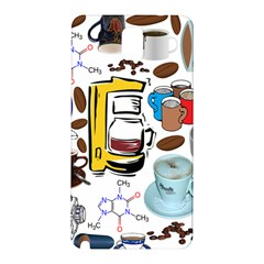 Just Bring Me Coffee Samsung Galaxy Note 3 Hardshell Back Case