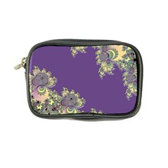 Purple Symbolic Fractal Coin Purse