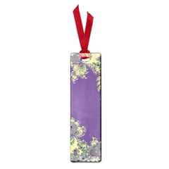 Purple Symbolic Fractal Small Bookmark