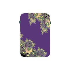 Purple Symbolic Fractal Apple iPad Mini Protective Sleeve