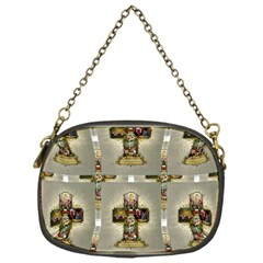 Easter Cross Chain Purse (One Side)