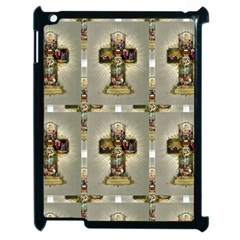 Easter Cross Apple iPad 2 Case (Black)