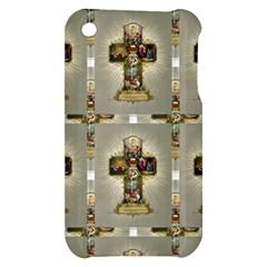 Easter Cross Apple iPhone 3G/3GS Hardshell Case