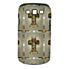 Easter Cross Samsung Galaxy S III Classic Hardshell Case (PC+Silicone)