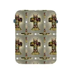 Easter Cross Apple iPad Protective Sleeve