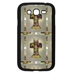 Easter Cross Samsung Galaxy Grand DUOS I9082 Case (Black)