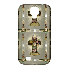 Easter Cross Samsung Galaxy S4 Classic Hardshell Case (PC+Silicone)