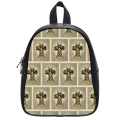 Easter Cross School Bag (Small)