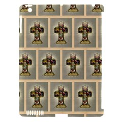 Easter Cross Apple iPad 3/4 Hardshell Case (Compatible with Smart Cover)
