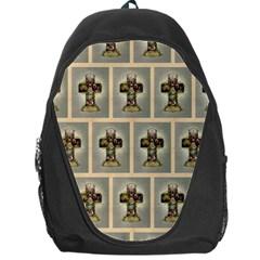 Easter Cross Backpack Bag