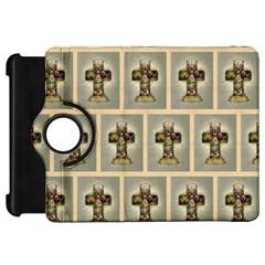 Easter Cross Kindle Fire HD 7  (1st Gen) Flip 360 Case