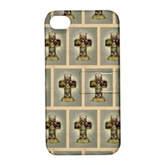 Easter Cross Apple iPhone 4/4S Hardshell Case with Stand